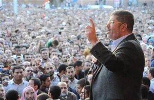 Morsi proteste Egitto